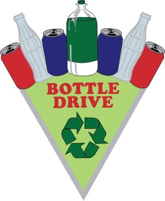 Bottle Drive Clipart.