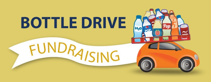 CR Air Cadets Can & Bottle Drive.