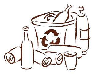 Image result for bottle drive clip art.