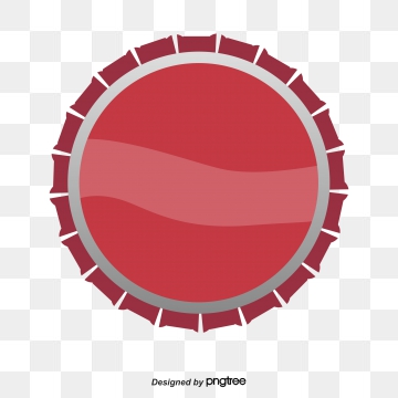 Red Bottle Cap Png, Vector, PSD, and Clipart With Transparent.