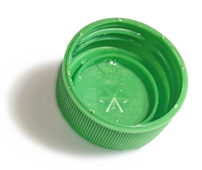 bottle cap picture green.