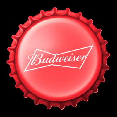 Bottle cap,Red,Logo,Label #4461448.