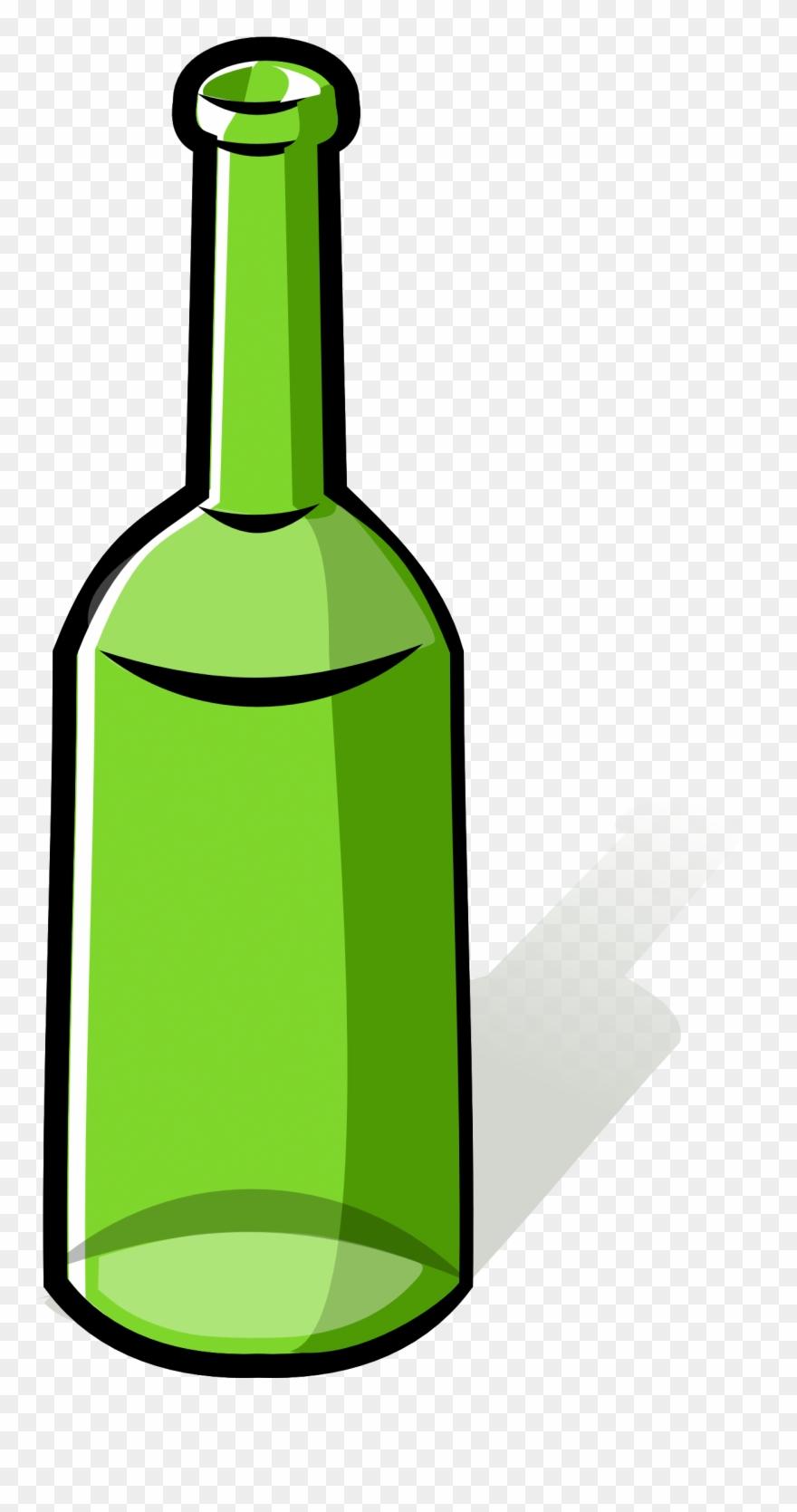 Soda Bottle Clipart.