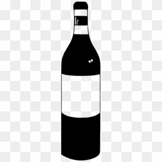 Wine Bottle Clipart PNG Images, Free Transparent Image Download.