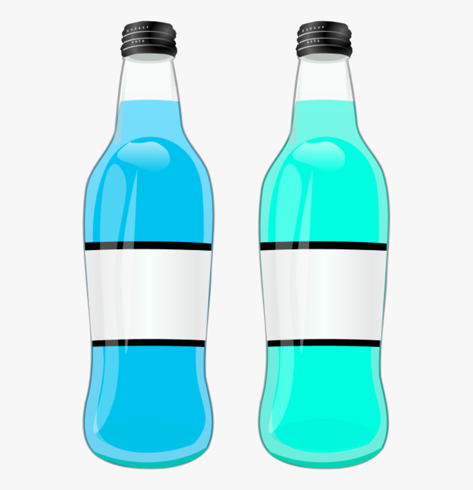 Milk Bottle Clipart.