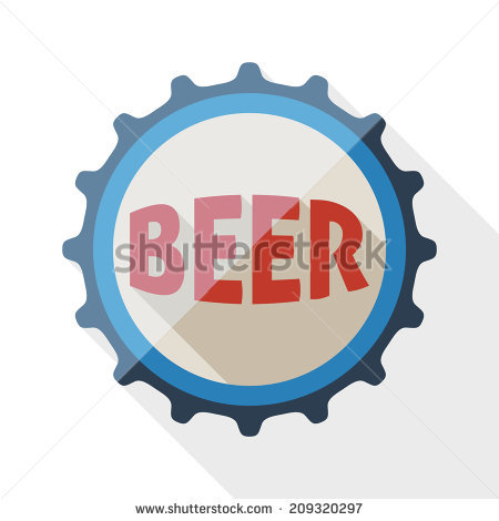 Bottle Cap Stock Images, Royalty.