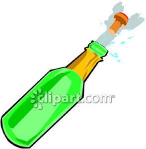 Bottle Cork Popping.