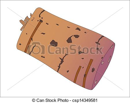 Vector of Wine Bottle Cork..