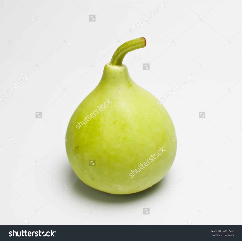 Green Bottle Gourd Stock Photo 54115522.
