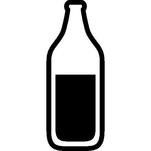 Wine bottle Icons.