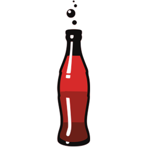 Bottle with Soda clipart, cliparts of Bottle with Soda free download.