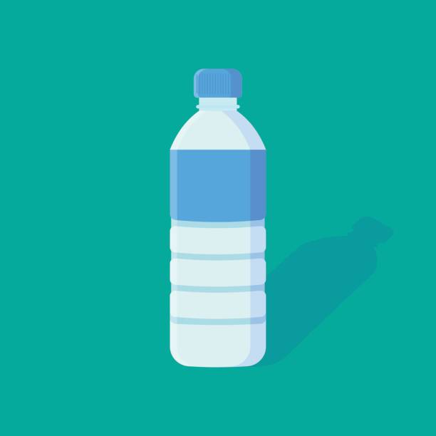 Best Water Bottles Illustrations, Royalty.