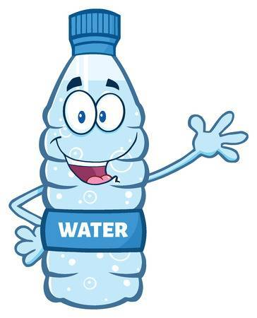 Bottle of water clipart 1 » Clipart Portal.