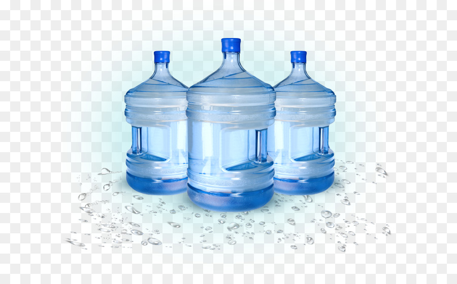 Plastic Bottle png download.