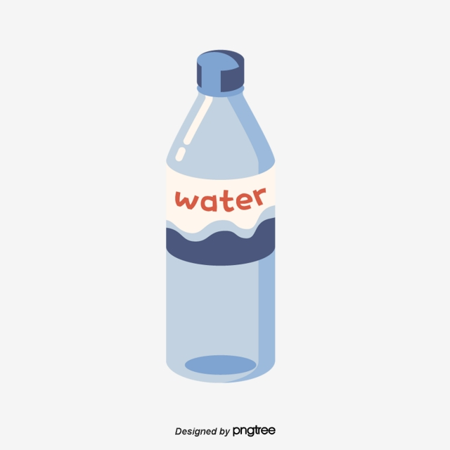 Water Bottle PNG Images.