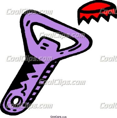 bottle opener.