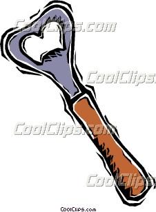 Opener clipart #5