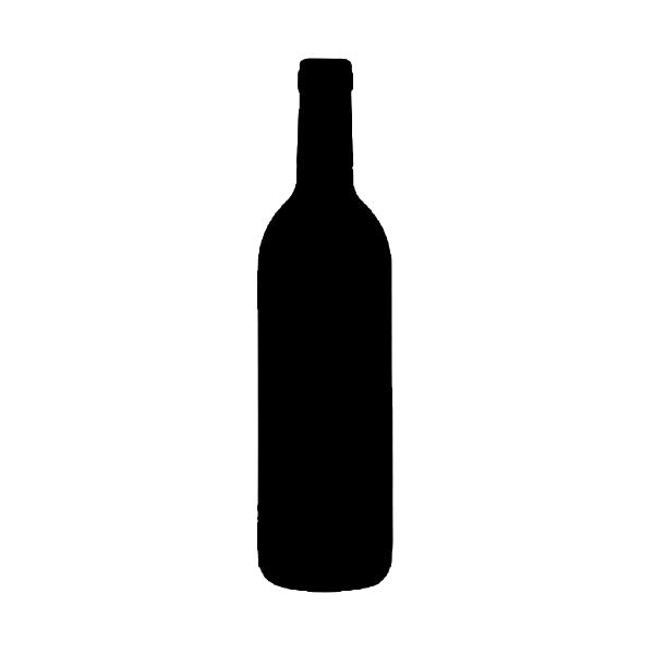 Black Bottle PNG Image.