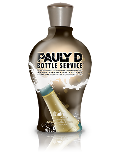 Pauly D's Bottle Service™ Tattoo Protector by Devoted Creations.