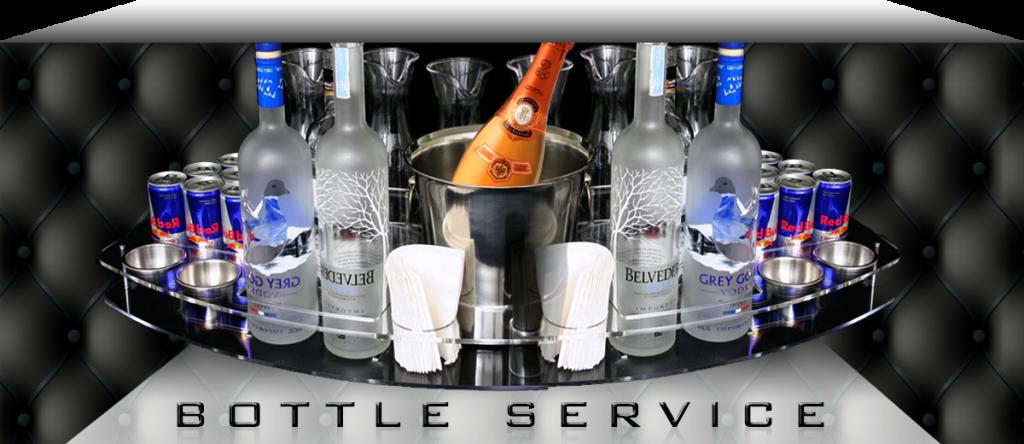 South Beach & Miami Night Club Bottle Service.