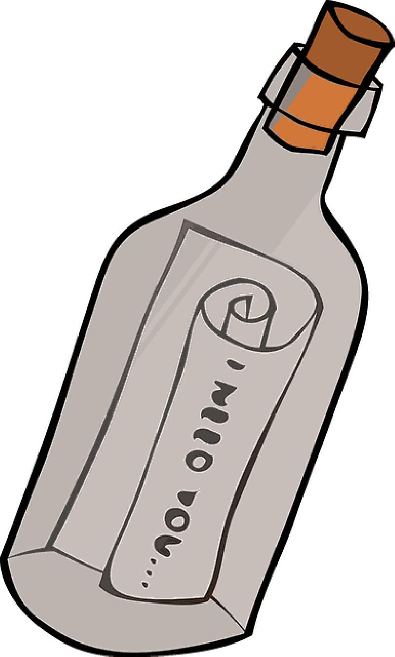 Image result for bottle shape outline.