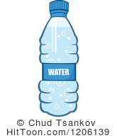 Bottled water pictures clip art.