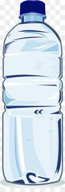 Bottled Water PNG.