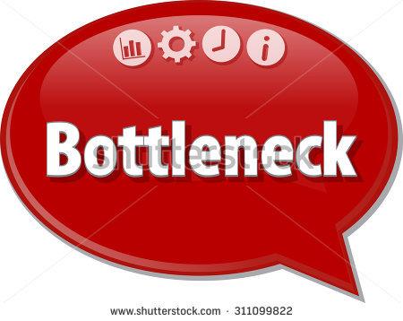 Bottleneck Stock Photos, Royalty.