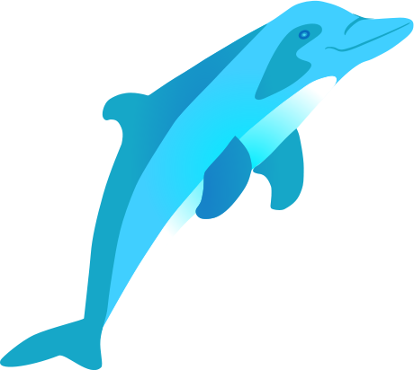 Free Bottlenose Dolphin Clipart, 1 page of Public Domain Clip Art.