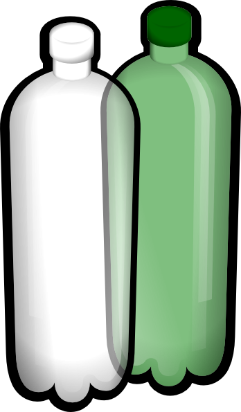 Water Bottle Clipart.