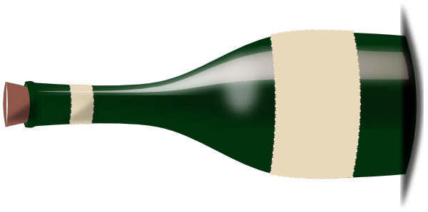 Clipart Images Of Wine Bottles.