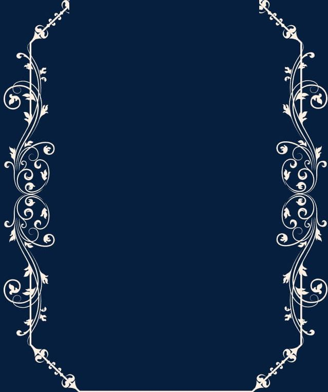 White Pattern Frame PNG, Clipart, Border, Bottom, Bottom Frame, Box.