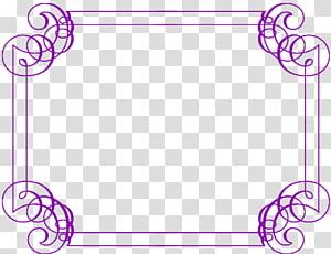 Title Bottom Frame transparent background PNG cliparts free download.