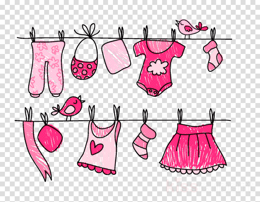 pink clothing swimsuit bottom line font clipart.