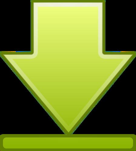 Go to bottom icon.