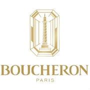 Working at Boucheron.