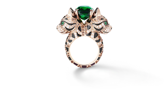 Fine jewelry, luxury watches & perfumes.