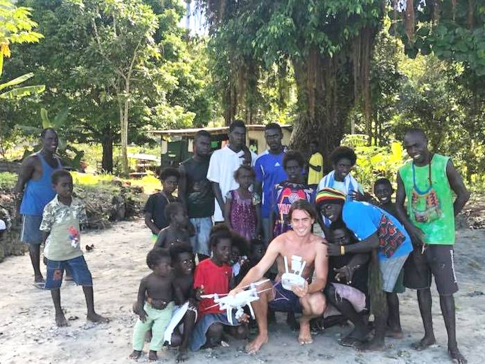 2018 Bougainville Experience Tourism film launched.