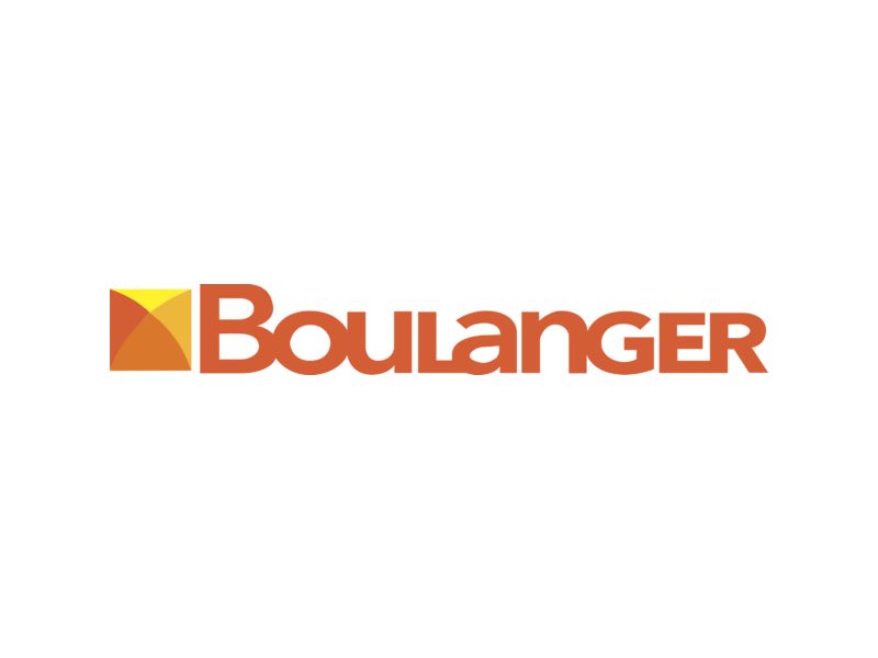 Boulanger Logo PNG Transparent & SVG Vector.