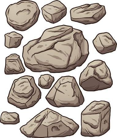 4,930 Boulder Stock Illustrations, Cliparts And Royalty Free Boulder.