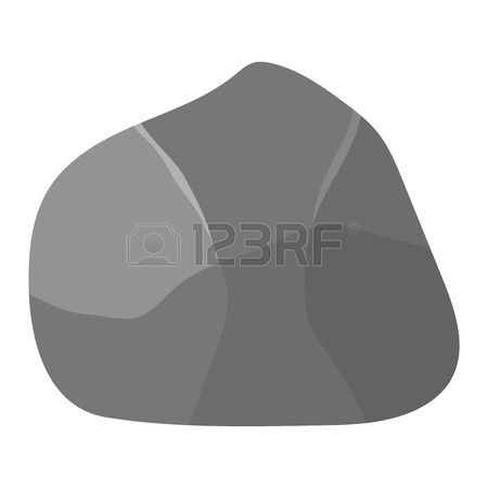 1,567 Boulder Rock Stock Illustrations, Cliparts And Royalty Free.