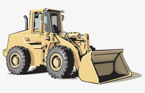 Free Bulldozer Clip Art with No Background , Page 3.