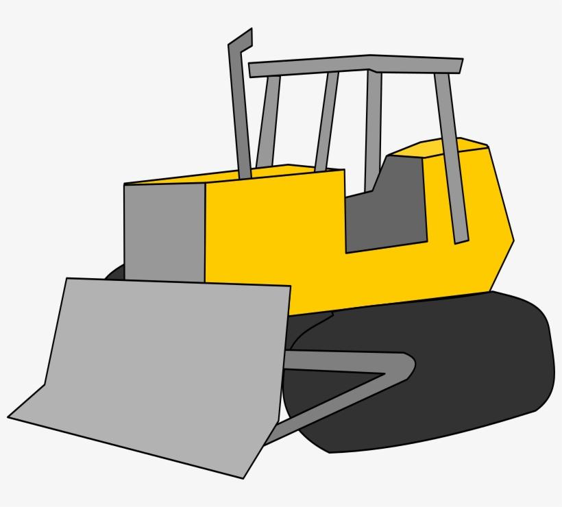 Caterpillar D9 Bulldozer Excavator Heavy Machinery.