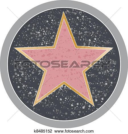Hollywood boulevard Clipart Vector Graphics. 28 hollywood.