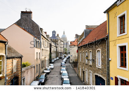 Boulogne Sur Mer Stock Photos, Royalty.