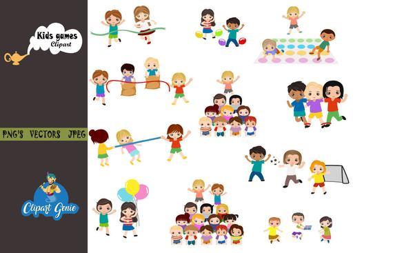 Bounce house clipart, Kids play area clipart, jump house clipart.