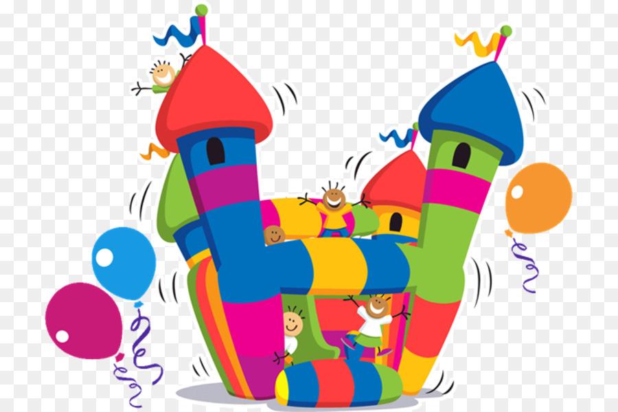 bounce house clip art clipart Inflatable Bouncers Clip.