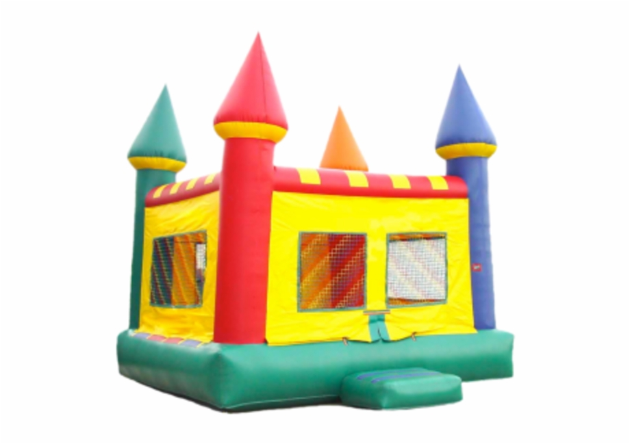 Bounce House Clipart Transparent Background Free PNG Images.