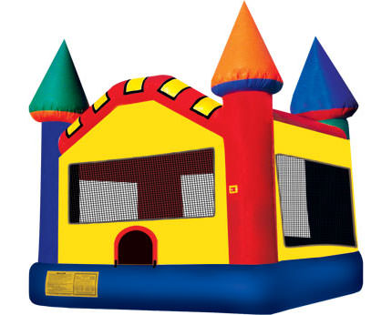Bounce House Clipart.
