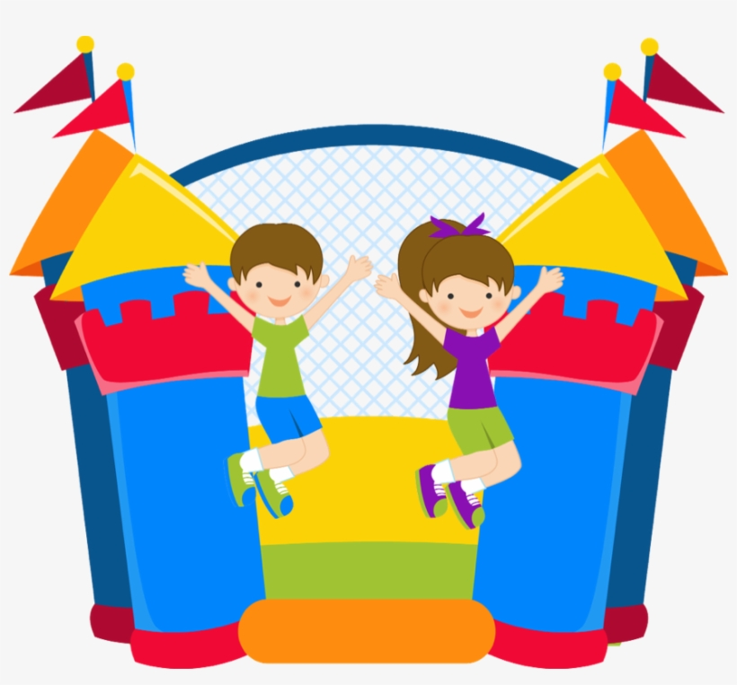 Bounce House Castle Clipart Jpg Transparent Library.